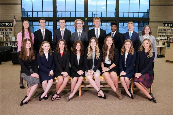 WHS Sterling Scholars Named