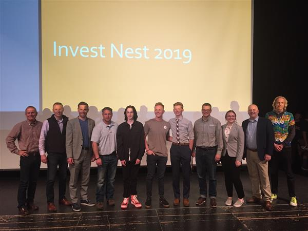 Invest Nest Winners April 18, 2019