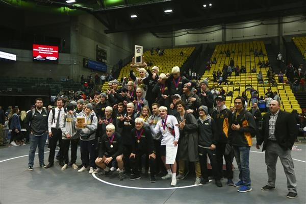 High school wrestling: Wasatch dominates 5A meet, claims 22nd title in school history