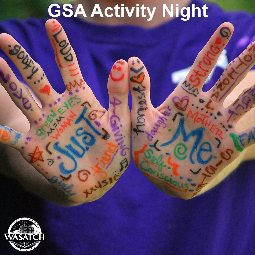 GSA Activity Night!