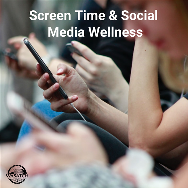 Screentime and Social Media Wellness