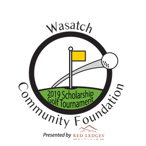 WCF golf tournament logo