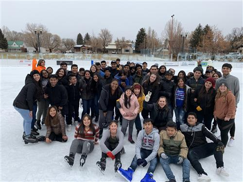 Ice Skating Party 2019