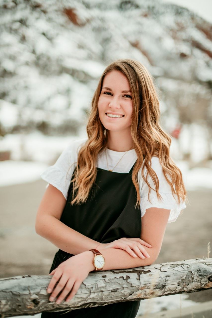 Kenna Berkley, Wasatch High School NHS $3,200 Scholarship Award Winner!