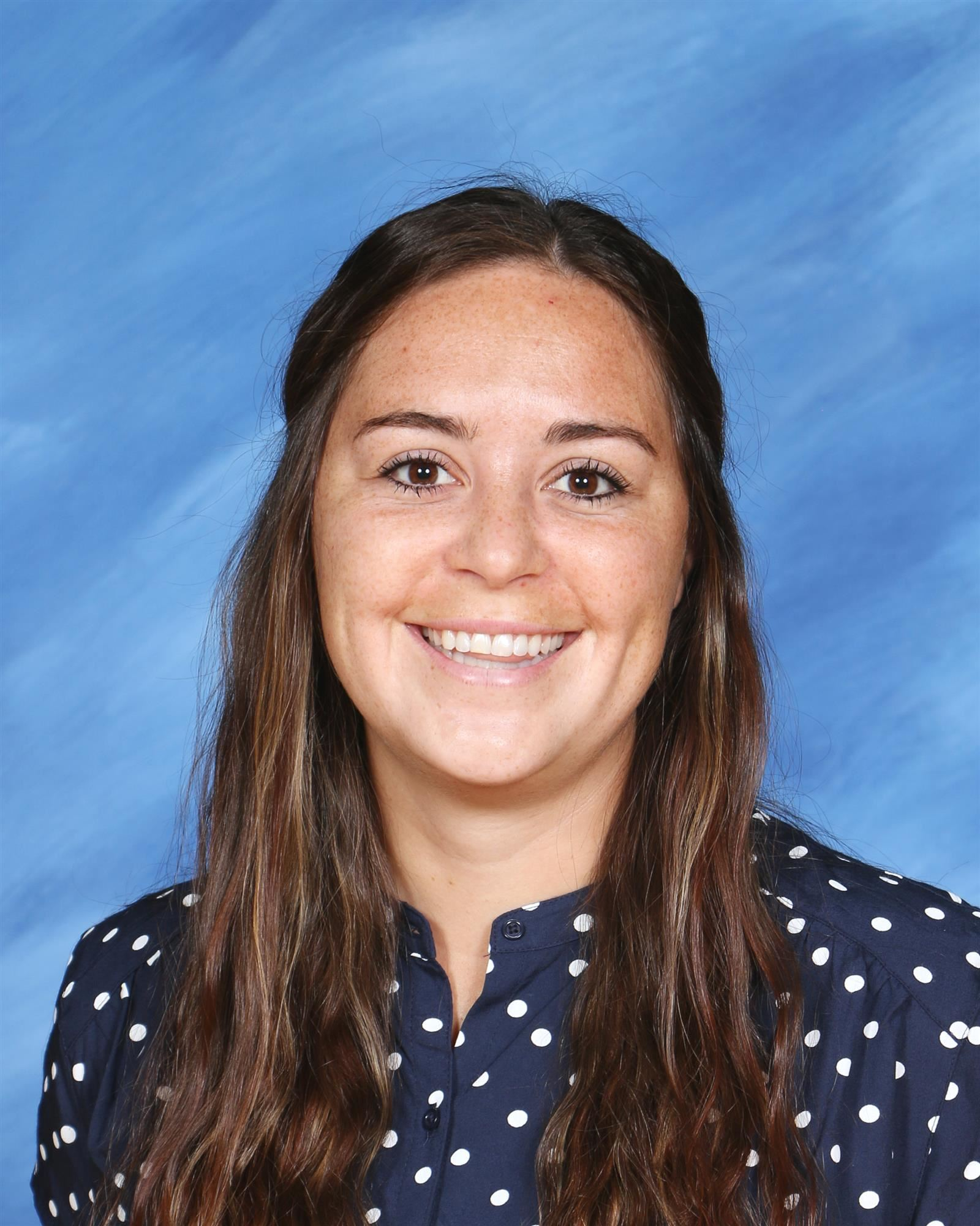 Drew Camps-Wofford Named WHS's Kati Fischer Teacher of the Year