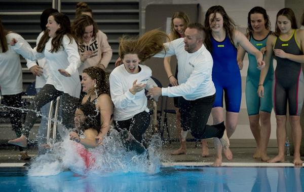 Wasatch girls edges Timpview in dramatic finish to win 5A state girls swimming title
