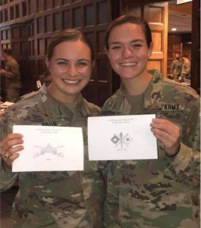 Wasatch Alum Millie Baker At West Point Military Academy