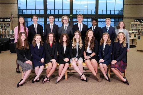 Sterling Scholars demonstrate excellence at region competition