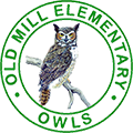 Old Mill Elementary Logo